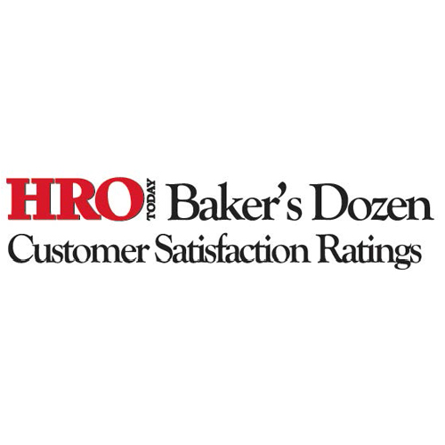 Rideau is ranked top 5 recognition providers by HRO Today's 'Baker's Dozen' list