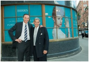 BIRKS GROUP AND RIDEAU ANNOUNCE STRATEGIC ALLIANCE